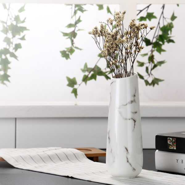 keramik vase marble marmor